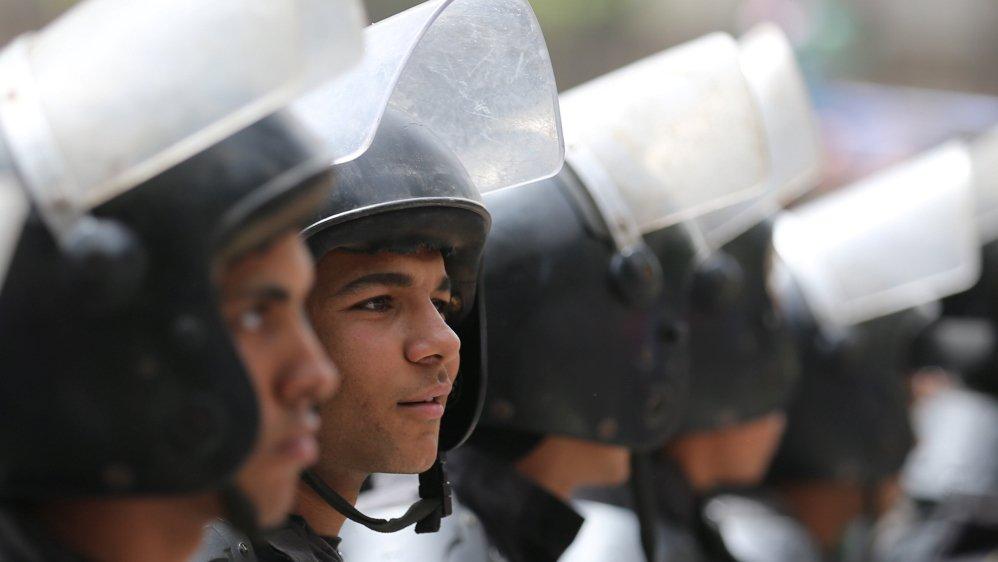 Egypt blocks financial newspaper website