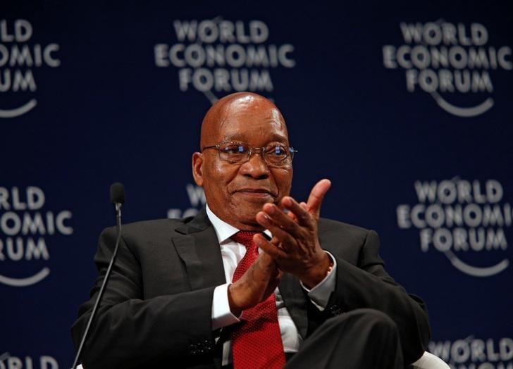 South Africa's Zuma survives no confidence vote in ANC - News24 website
