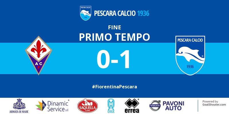#FiorentinaPescara