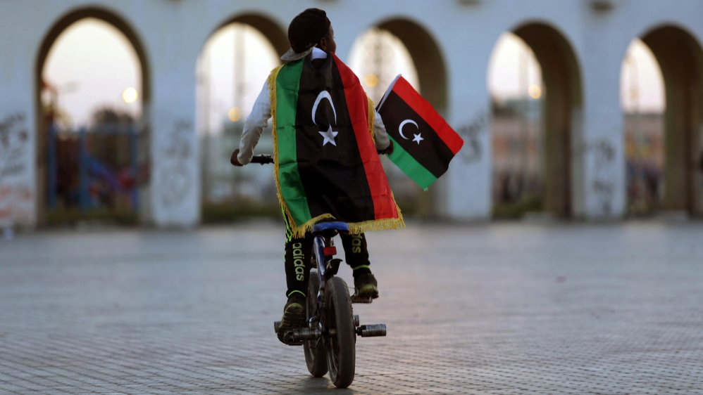 Libya's path from a transitional government to a failed state