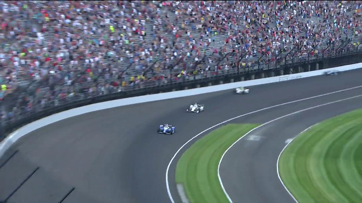 Congrats to @TakumaSatoRacer for winning the 101st #Indy500! #INDYCAR