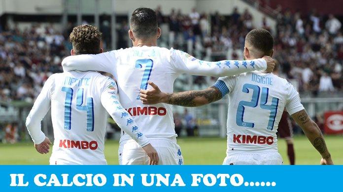 #SampdoriaNapoli