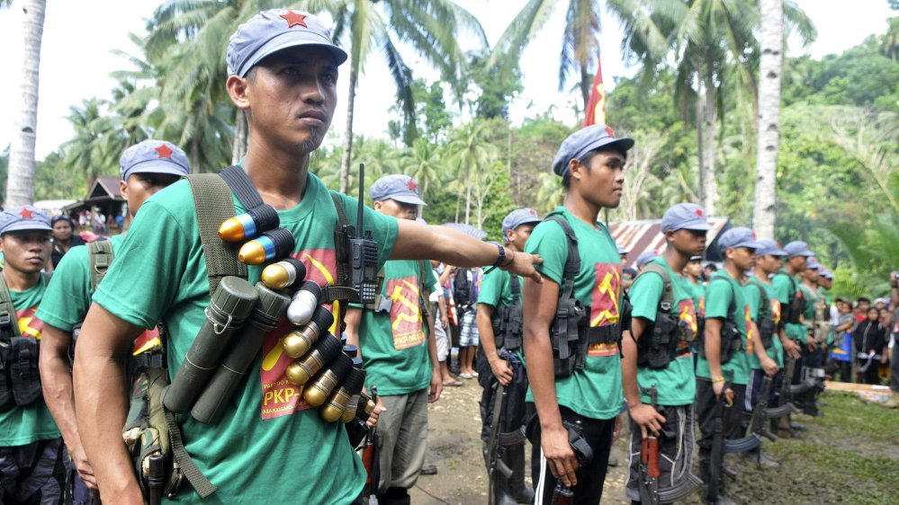 Philippines calls off peace talks with Communist rebels