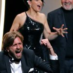 Swedish film The Square wins Palme d'Or at Cannes Film Fest