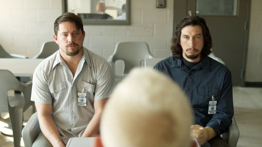 Channing Tatum, Adam Driver and a crazed Daniel Craig team up in LoganLucky trailer (Watch)