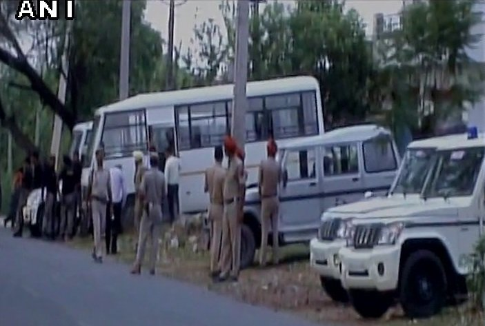 Pathankot on alert after police find 'suspicious' bag near Mamun Army base