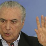 Leading Brazilian musicians stage protest concert demanding Michel Temer'sresignation