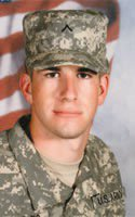 Army Pfc. Andrew J. Shields KIA May 31, 2008 Serving During Operation Enduring Freedom #MemorialDayWeekend