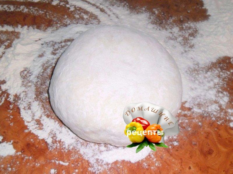 Тесто для чебуреков с водкой рецепт с пошаговый рецепт