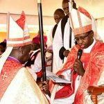 Bishop Twinomujuni consecrated, Museveni urges Church to moblize for wealth creation