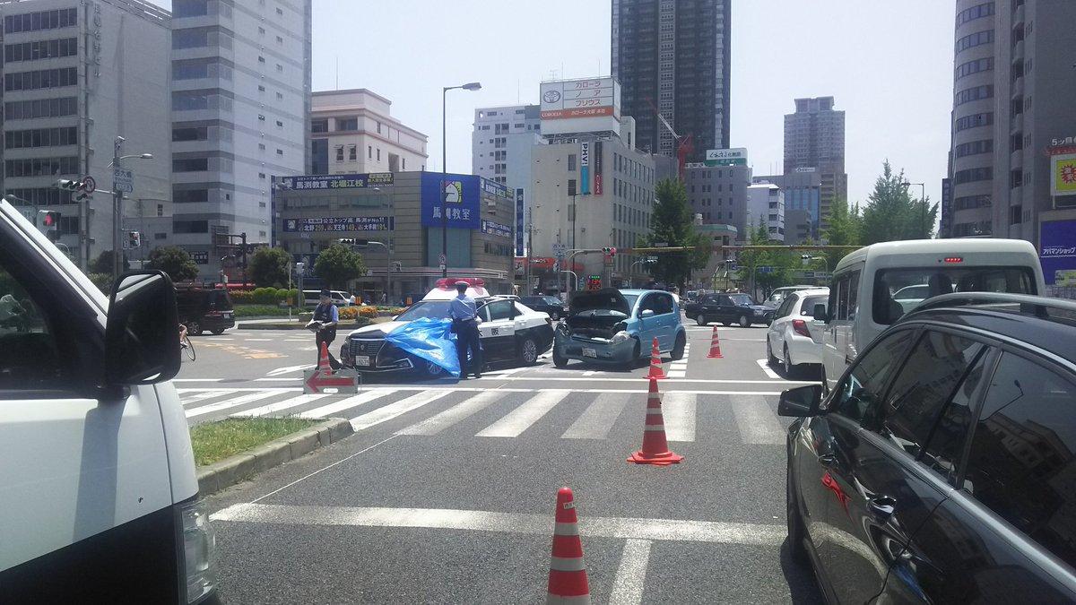 test ツイッターメディア - RT ken__no1: うほっ!西大橋交差点w https://t.co/54G31YbSnl