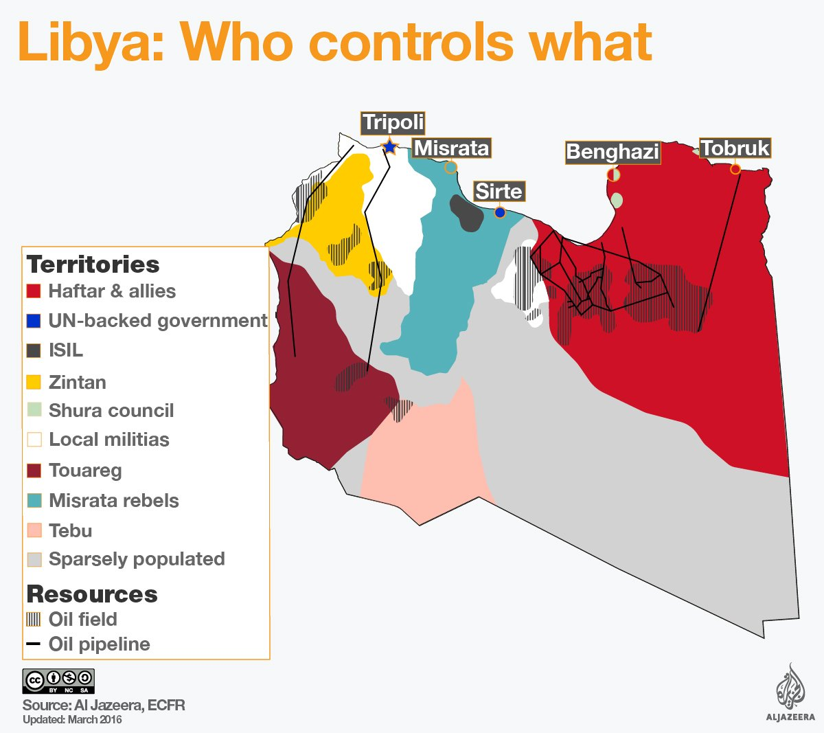 Everything you need to know about what's happening in Libya today
