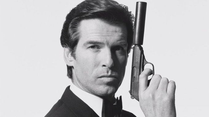 BVB: Episode 63: Happy 64th Birthday Pierce Brosnan