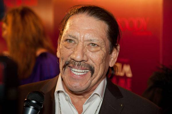 5-16 Happy birthday to Danny Trejo.