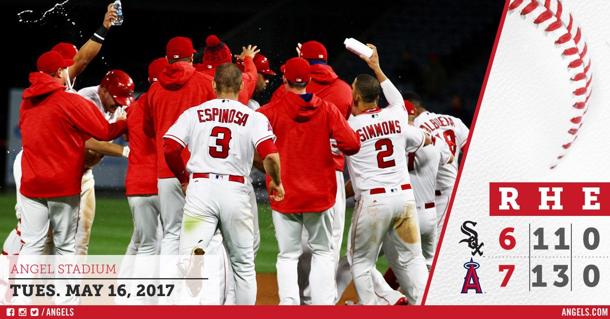 #HaloRecap: @MikeTrout didn't homer, but the #Angels still came out on top!   https://t.co/1zIkbtP1WI https://t.co/FfdPgWBTe8