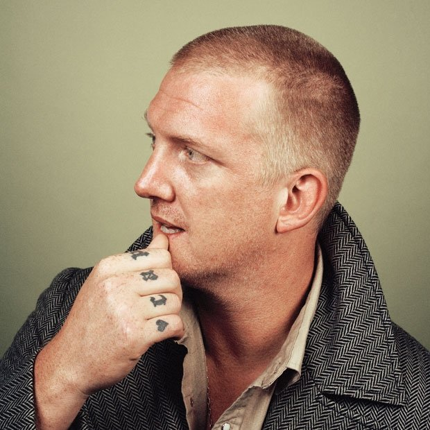 A big happy birthday to the ever-talented, ever-handsome Josh Homme. |