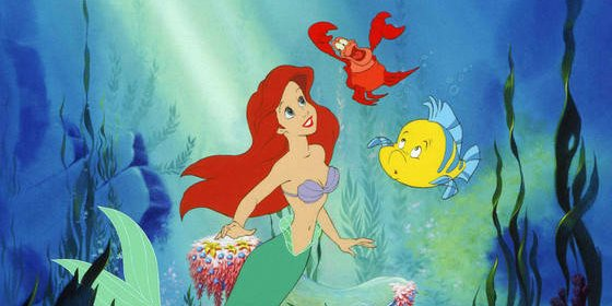 Sha la la la la la, my oh my: The Little Mermaid Live is headed to ABC.