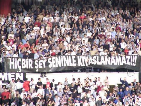 RT @forzabesiktas: Hiçbir şey seninle kıyaslanmaz #Beşiktaş https://t.co/1P8VnZYJub