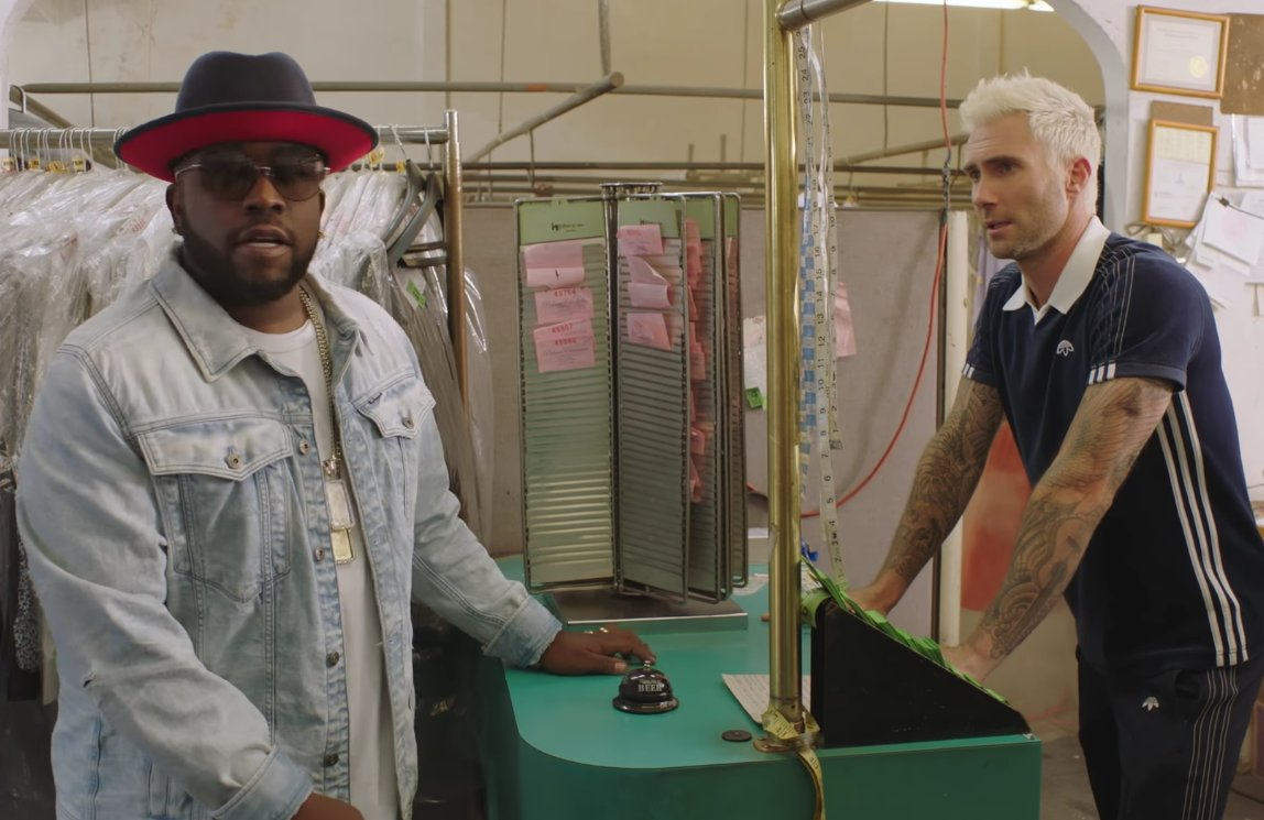 "New Video: @BigBoi Feat. @adamlevine ""Mic Jack"" https://t.co/BJn2CmSJr5 https://t.co/6Vz4PGMHjA"