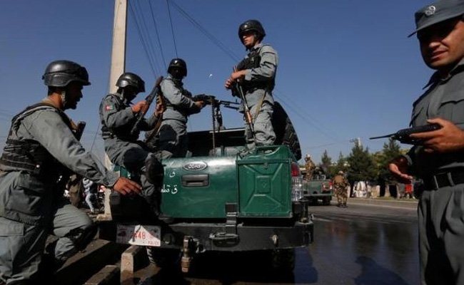 Gunmen Attack State TV Station In Afghanistan