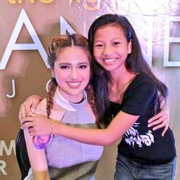 Happy,Happy Birthday Julie Anne San Jose. I Hope, i will see you again.