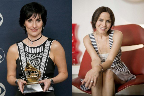 May 17: Happy Birthday Enya and Andrea Corr