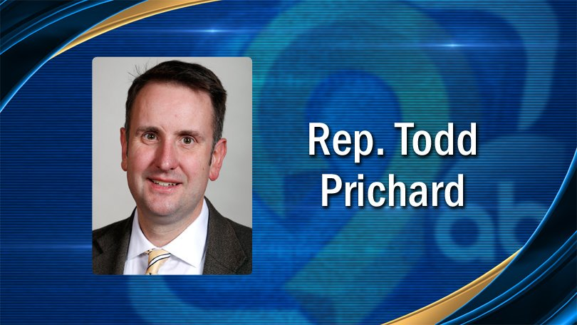 Iowa state Rep. Todd Prichard running for governor