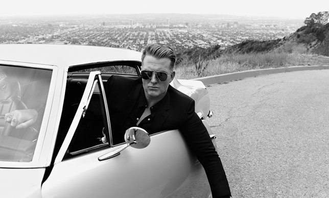 Happy Birthday Josh Homme! The multifaceted frontman and all-round living rock legend turns 44 today.