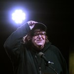 Michael Moore filming new documentary on Donald Trump 'to get us out of this mess'