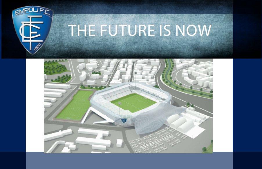 test Twitter Media - Stadio Castellani:presentata la proposta di Project Financing  dell'@EmpoliCalcio per rifacimento e gestione.  https://t.co/E1XPDugAtF https://t.co/brw9gbVMkv