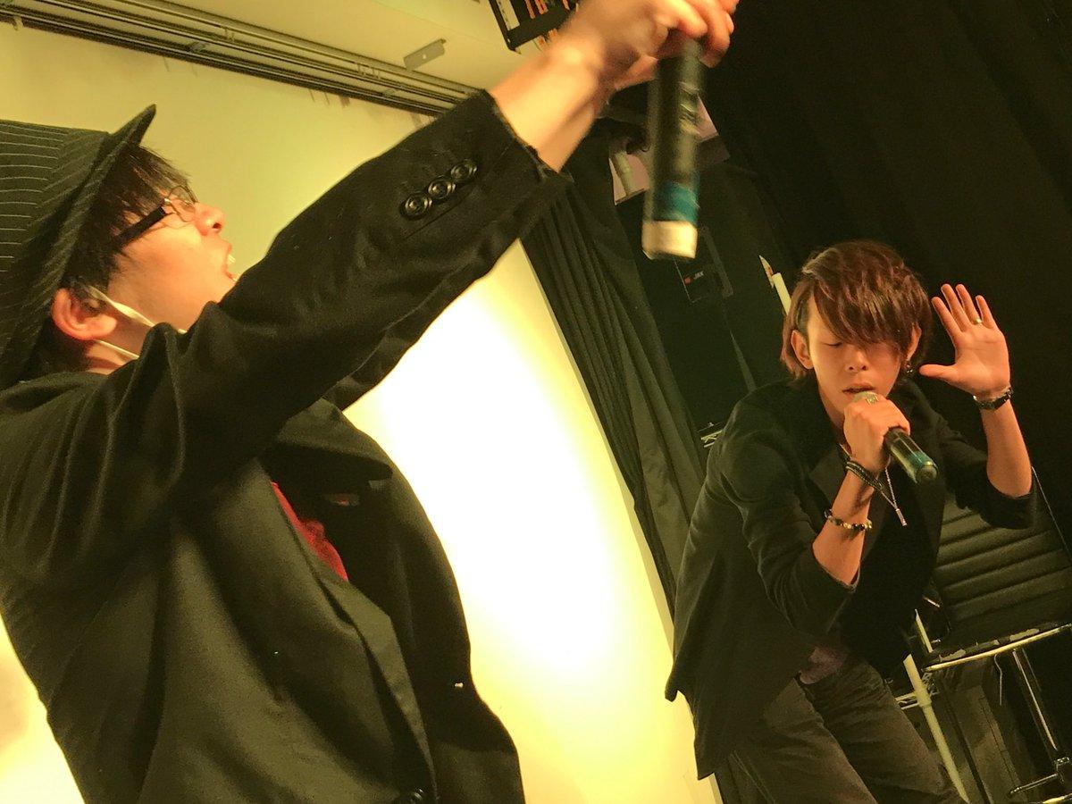 間違えて送信しちゃったので、写真追加!#大将ナギ #日暮里 #プロモボックス #ライブ #live #singer #鬼