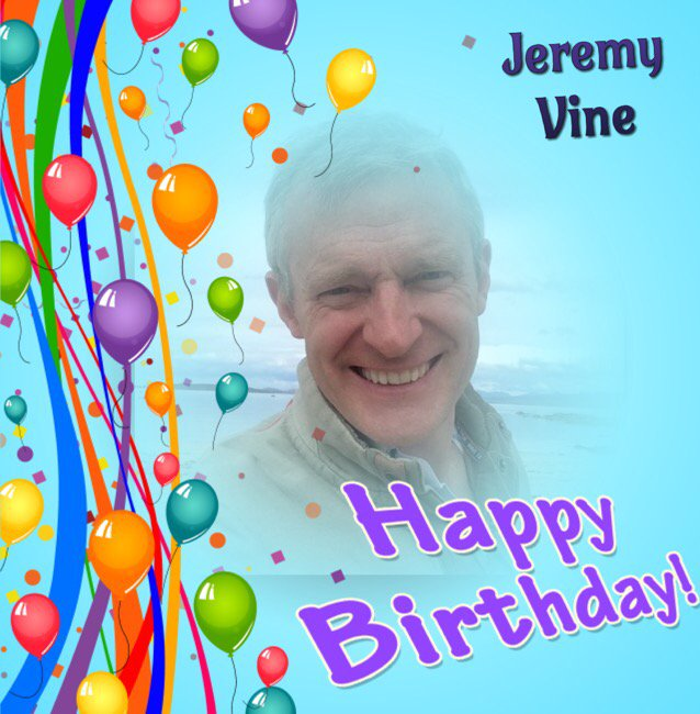Happy Birthday Jeremy Vine, Jane Moore, Craig Ferguson, Simon Fuller, Paul Di\Anno, Ivor Bolton & Bill Burford