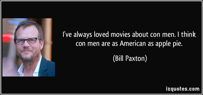 Happy birthday to the late Bill Paxton!