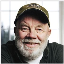 I owe everything I am and everything I will ever be to books. Happy Birthday, Gary Paulsen!