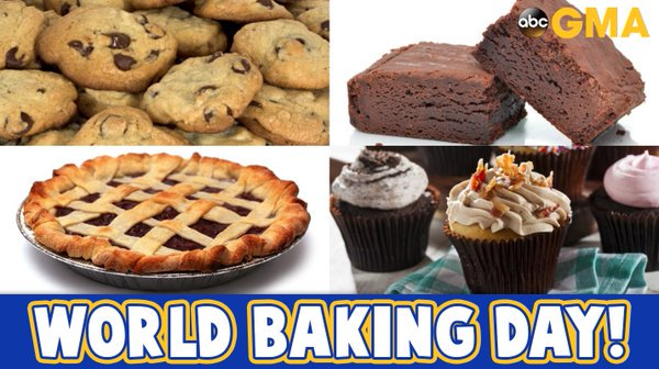 Happy #WorldBakingDay! �� �� �� https://t.co/U1yZQdmyZq