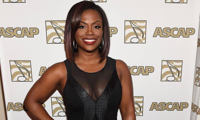 "HAPPY BIRTHDAY... KANDI BURRUSS! ""LEAVE U\""."