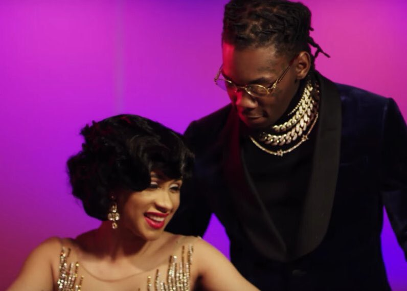 New Video: @iamcardib Feat. @OffsetYRN 'Lick' https://t.co/7OARW0kOLo https://t.co/SajgjhDjAs