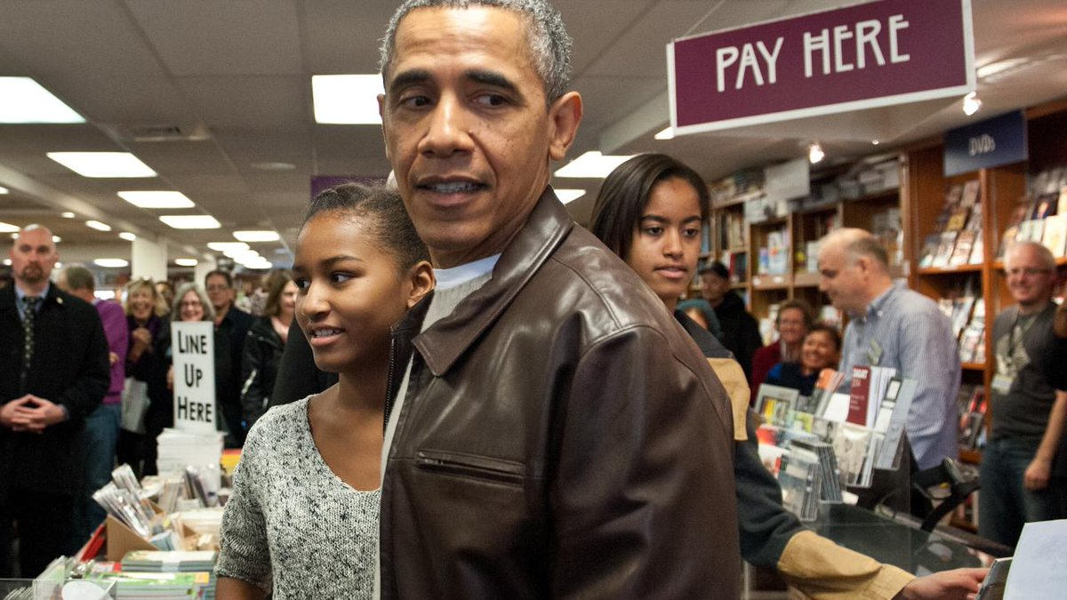 Barack Obama's post-presidency dad style is everything we've been hoping for ?