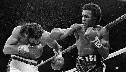 Happy Birthday To My Favorite Fighter Sugar Ray Leonard