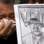 Mexicans stage 'Day without Journalism' to protest media murders