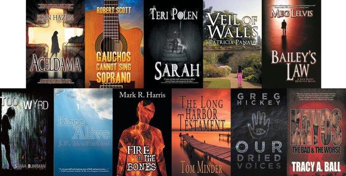 Multi-Book Giveaway! #giveaway #freebooks