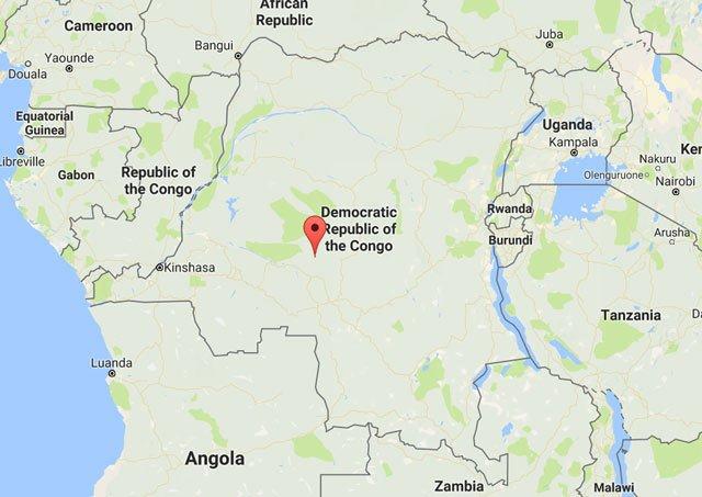 Bundu Dia Kongo BDK rebel chief escapes in DRC prison break