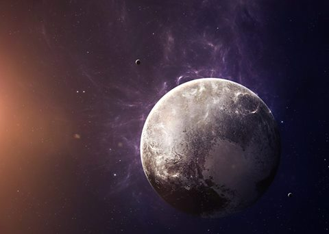 Pluto is so far away that it still has not completed a full orbit around the sun since its discovery in 1930. https://t.co/vTZmjIJe8D