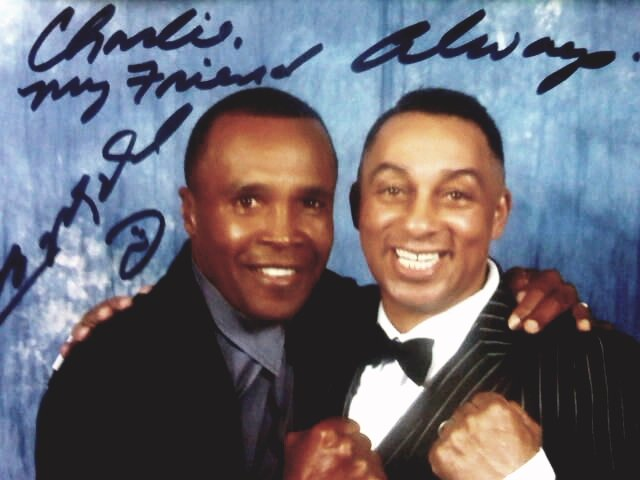 HAPPY BIRTHDAY SUGAR RAY LEONARD one of the Greatest Boxers ever and a Gentlemen Have a Great day champ