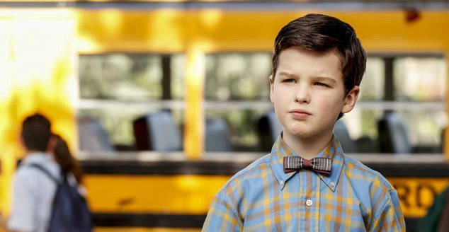 Young Sheldon is about to meet Old Sheldon in the Big Bang Theory spinoff:
