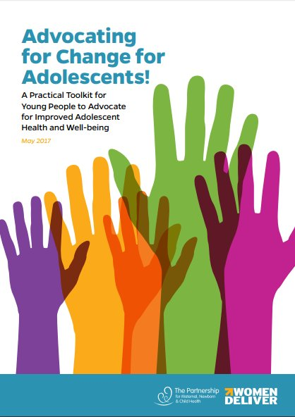 test Twitter Media - How-to guide on starting a movement for #adolescents and making change https://t.co/a84ZZcYgQe @PMNCH #EWECYouth #GlobalYouth2017 https://t.co/GStQ9SFY9n