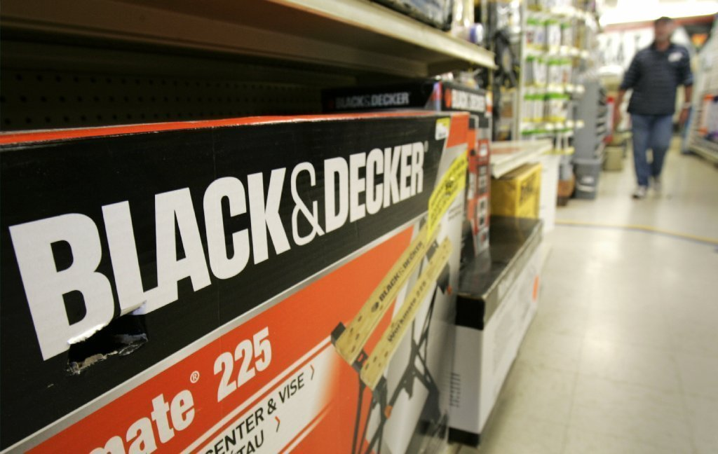 Stanley Black & Decker CEO Expects Company To Double Sales In Six Years