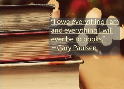 Happy 78th birthday Gary Paulsen