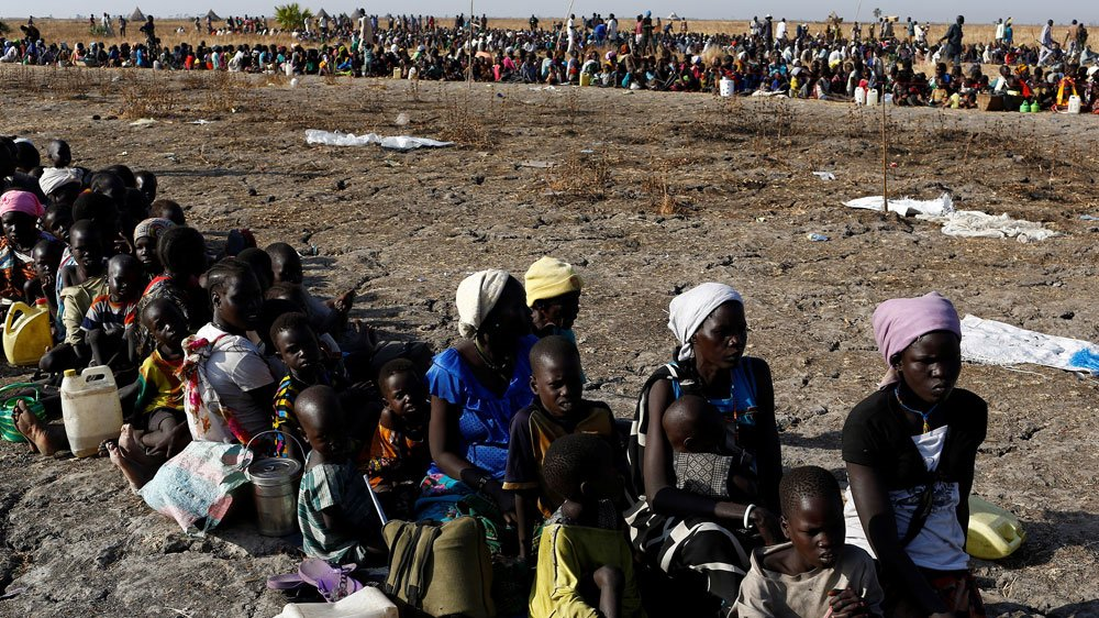 South Sudan leads in the most fragile states index