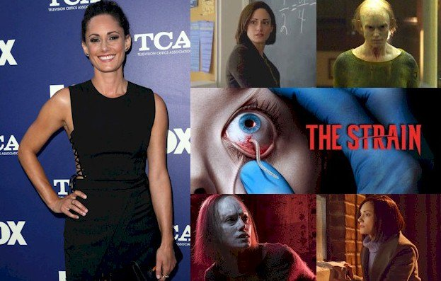 Hoy cumple 44 años Natalie Brown (Kelly Goodweather en Happy Birthday